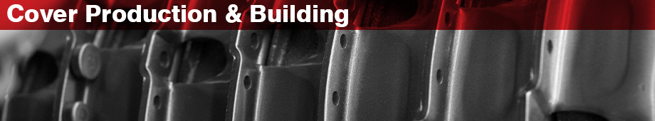 cover production & building header