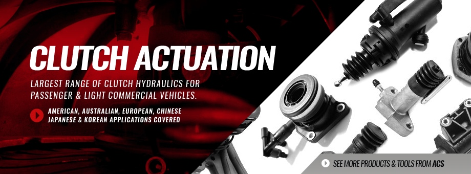 Clutch Actuation 2019 update