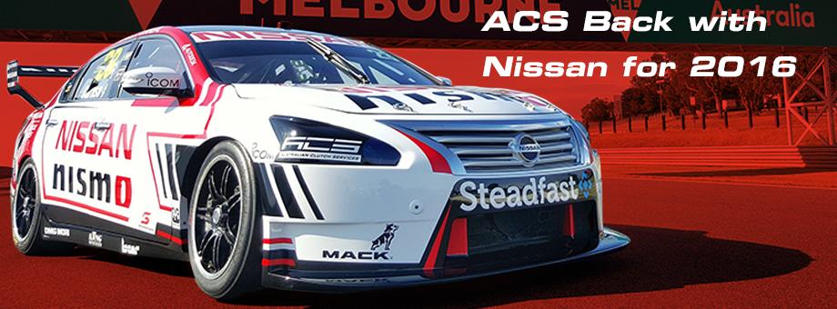 Nissan Motorsport for 2016