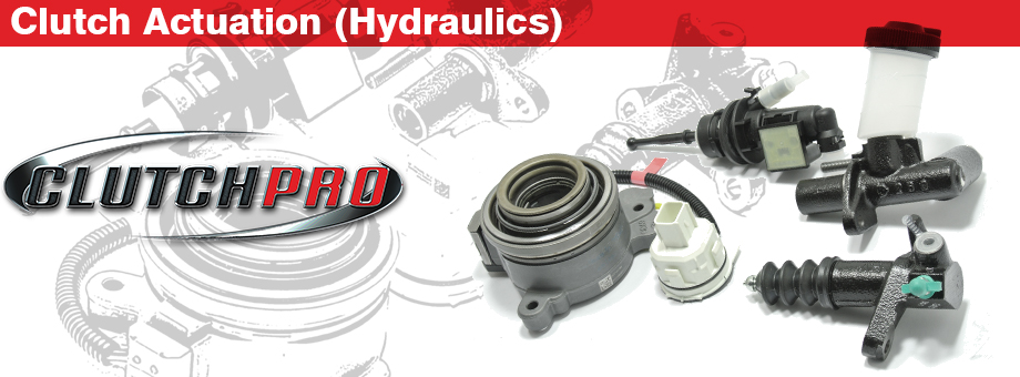 Clutch Actuation (Hydraulics)