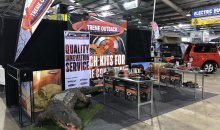 Xtreme Outback Exhibit at Sydney, Adelaide & Perth 4x4 Shows